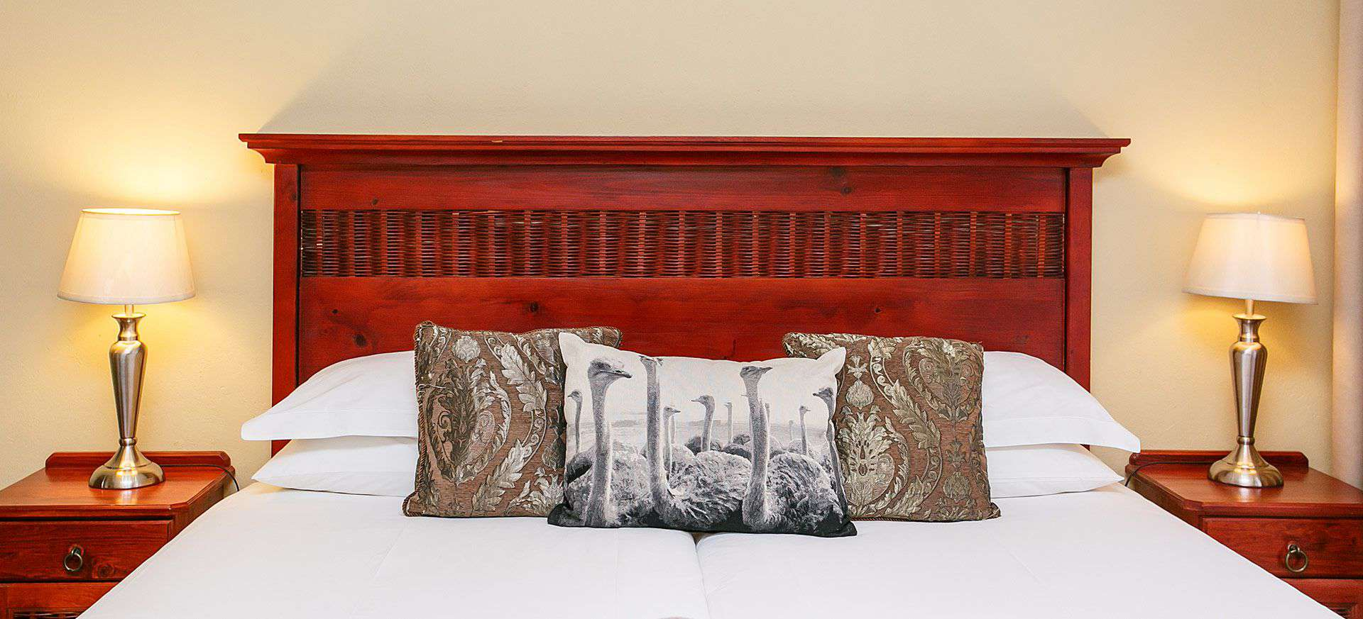Gumtree Guest House bedroom