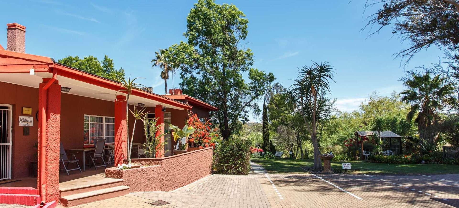Gumtree Guest House Oudtshoorn